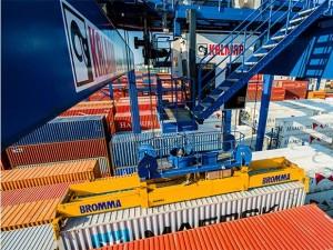 El RTG de Kalmar y la tecnología de automatización