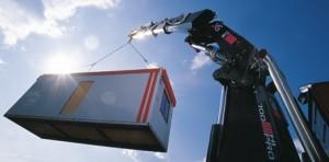 Hiab consigue un pedido de 200 grúas de carga para Chausson Matériaux en Francia