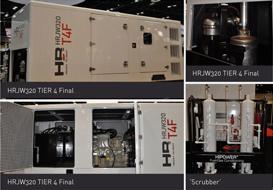 HIMOINSA POWER SYSTEMS presenta su grupo electrógeno Tier 4 Final