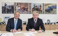 New Holland firma un contrato de suministro global con Marangon