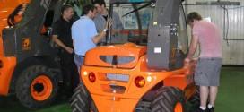 Curso técnico de formación de producto de la gama Industrial de AUSA