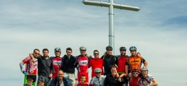 ULMA Carretillas Elevadoras organiza la 14ª Edición de la subida en bici a Aloña