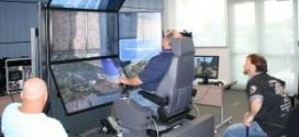 La formación en Liebherr con simulador