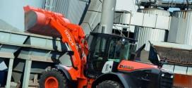 Hitachi lanza dos nuevas cargadoras de ruedas