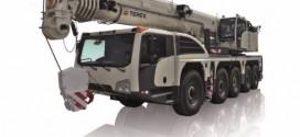 Grúas Terex presenta su modelo mas compacto, la EXPLORER 5500