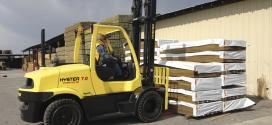 Alfaland presenta las nuevas cabinas en las carretillas de las series H6.0-7.0FT y H8.0-9.0FT