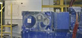 Reductores industriales de NORD completan una pesada carga de trabajo en un proyecto de embalse