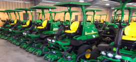 @DELTACINCO1 Línea Verde, visitó el TPC Sawgrass y cuarteles generales de la PGA