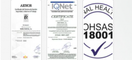 HUNE supera la auditoria OHSAS 18001