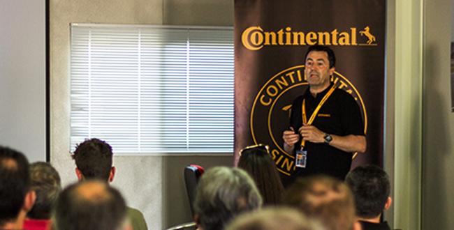 Continental celebró su ContiLive Event en la Comunidad Valenciana