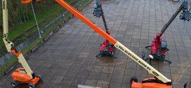 Riwal vende tres plataformas eléctricas de 38 metros a Naboen AS