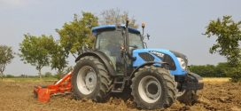 Serie 5D T4i de tractores Landini