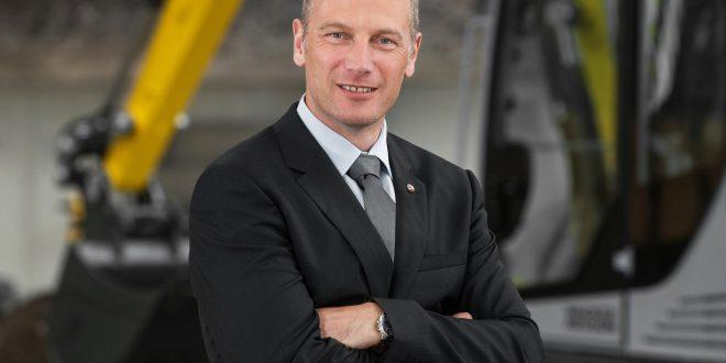 Entrevista a Alexander Greschner, director de ventas de Wacker Neuson Group