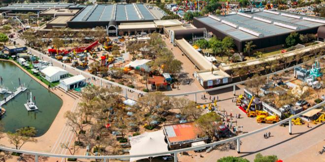 Bauma CONEXPO AFRICA ofrece una idea de los temas del futuro