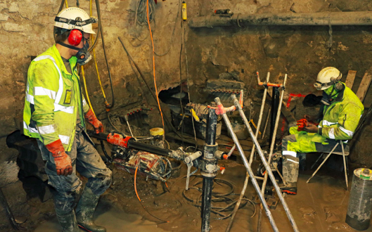 Husqvarna rescata el casco antiguo de Estocolmo
