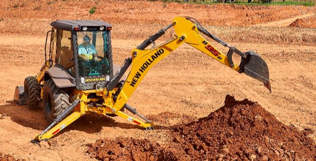 New Holland Construction pisa fuerte en las grandes ferias latinoamericanas