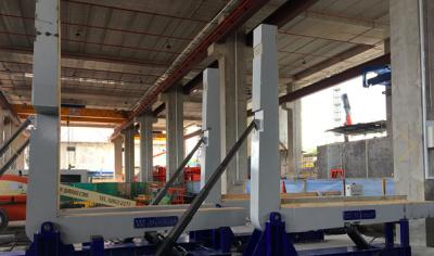 Moldtech ha terminado la fabricación y puesta en marcha de cuatro
