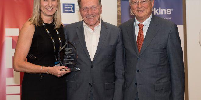 La JCB HYDRADIG consigue dos nuevos galardones internacionales