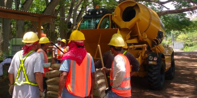 Carmix 3500 TC para la central hidroeléctrica Río Lindo en Honduras