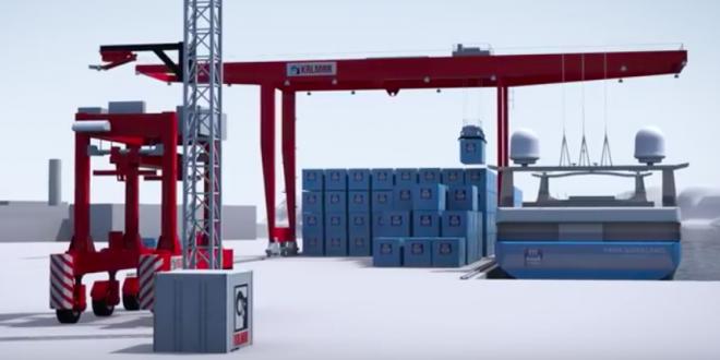 Kalmar y Yara desarrollarán la primera solución de carga totalmente digitalizada y cero emisiones