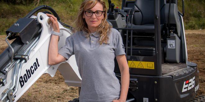 Francesca Biagini, visión y estrategia de los implementos Bobcat