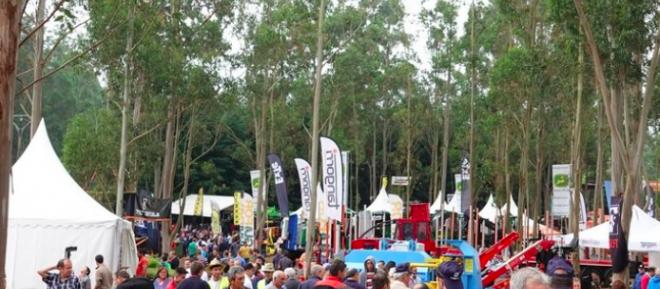 La feria forestal Galiforest Abanca termina su quinta edición