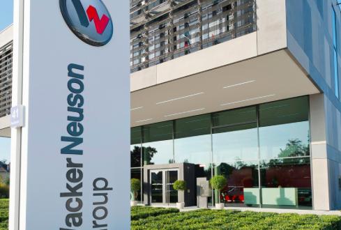Wacker Neuson refleja un aumento sustancial en los ingresos y la rentabilidad
