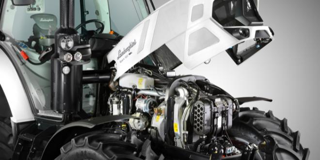 Tractores Lamborghini lanza el Spark 130 VRT en EIMA 2018
