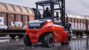La carretilla eléctrica Toyota Traigo80 obtiene el Premio al Diseño Alemán