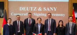 DEUTZ AG: Nueva estrategia de crecimiento de tres pilares en China