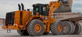 Caterpillar presenta la cargadora de ruedas 990K