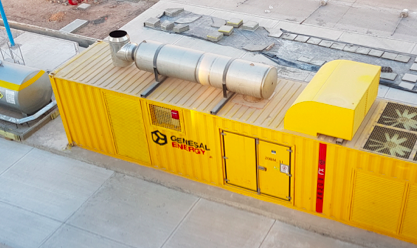 Genesal Energy vuelve a crecer en España