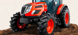 El tractor KIOTI expande su presencia en Canadá