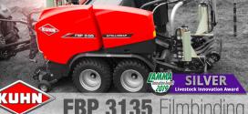 KUHN Farm Machinery gana un premio de plata en los Premios de Innovación LAMMA 2019