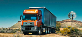 UD Trucks lanza New Quester
