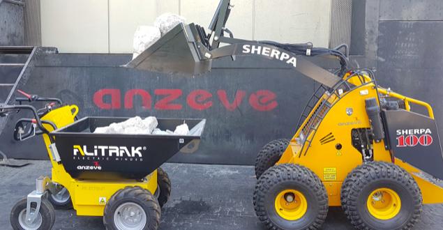 ANZEVE presenta sus nuevos productos para el sector del alquiler