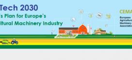 AgriTech 2030, una nueva Visión Estratégica para la industria europea de maquinaria agrícola