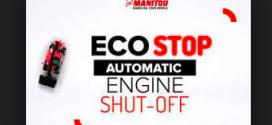 El sistema Eco Stop en los manipuladores telescópicos Manitou, premiado en SIMA