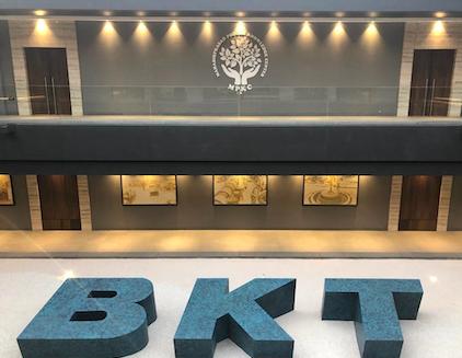 BKT, el partido del cambio se juega en BHUJ