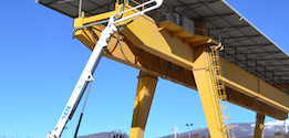 CTE presenta la plataforma telescópica sobre camión con flyjib CTE B-LIFT 20J