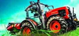 El tractor Kubota MGX III, inteligente y polivalente