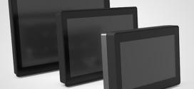 Controladores de pantalla DC5 de Liebherr para equipos móviles