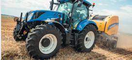 New Holland Agriculture amplia su aclamada Serie T6 de tractores