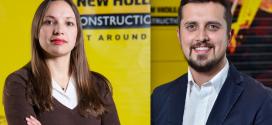 New Holland Construction anuncia cambios en su directorio de América del Sur