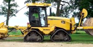VERMEER presenta el nuevo tractor autoportante  RTX1250i2