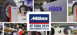 Mitas presentará sus últimos neumáticos agrícolas en SIMA 2019
