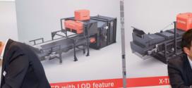 TOMRA Sorting Recycling que ha estado presente en Congreso IERC 2019