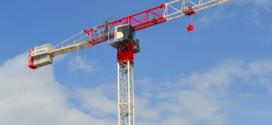 Terex presentará la nueva grúa de torre CTT 202-10 en bauma 2019