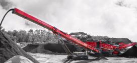 Terex Finlay presenta nuevas capacidades en Bauma 2019