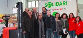 Toyota Material Handling España dona varios equipos de manutención